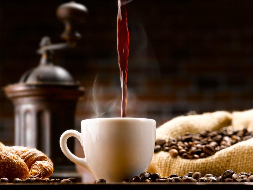 NORU sælger al den gode kaffe fra Peter Larsen til både privat og erhverv